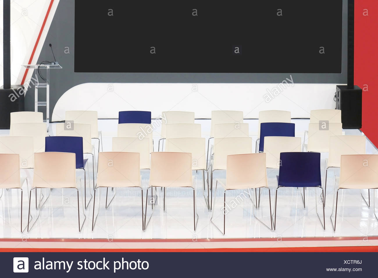 Charmant Conference Stage Chairs