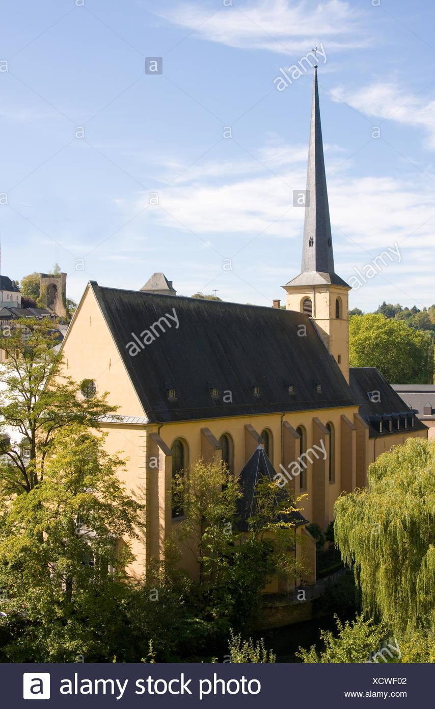 Luxemburg 278 - Stock Image