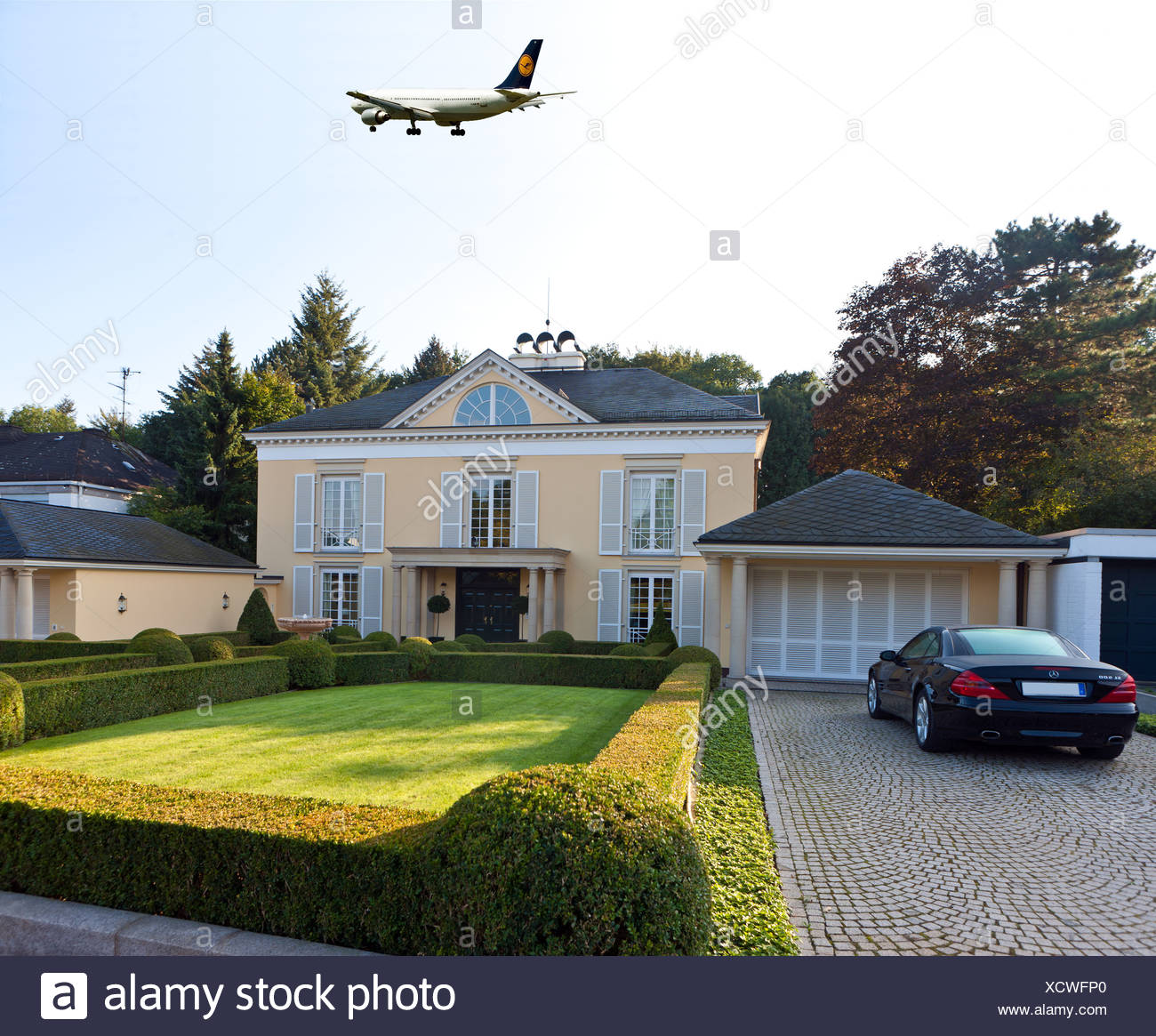 Aircraft Noise Stock Photos Aircraft Noise Stock Images Alamy