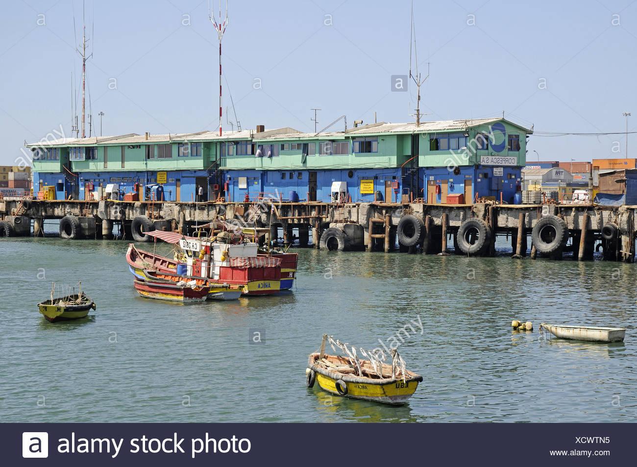 Small boats - Stock Image