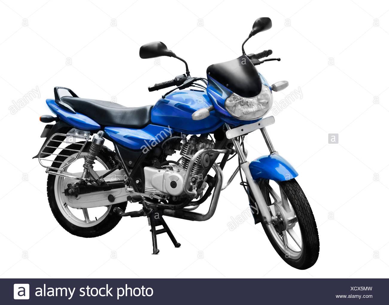 Motorbike - Stock Image