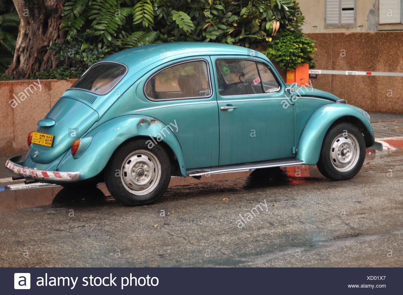 Volkswagen Type 1 AKA Beetle - Stock Image