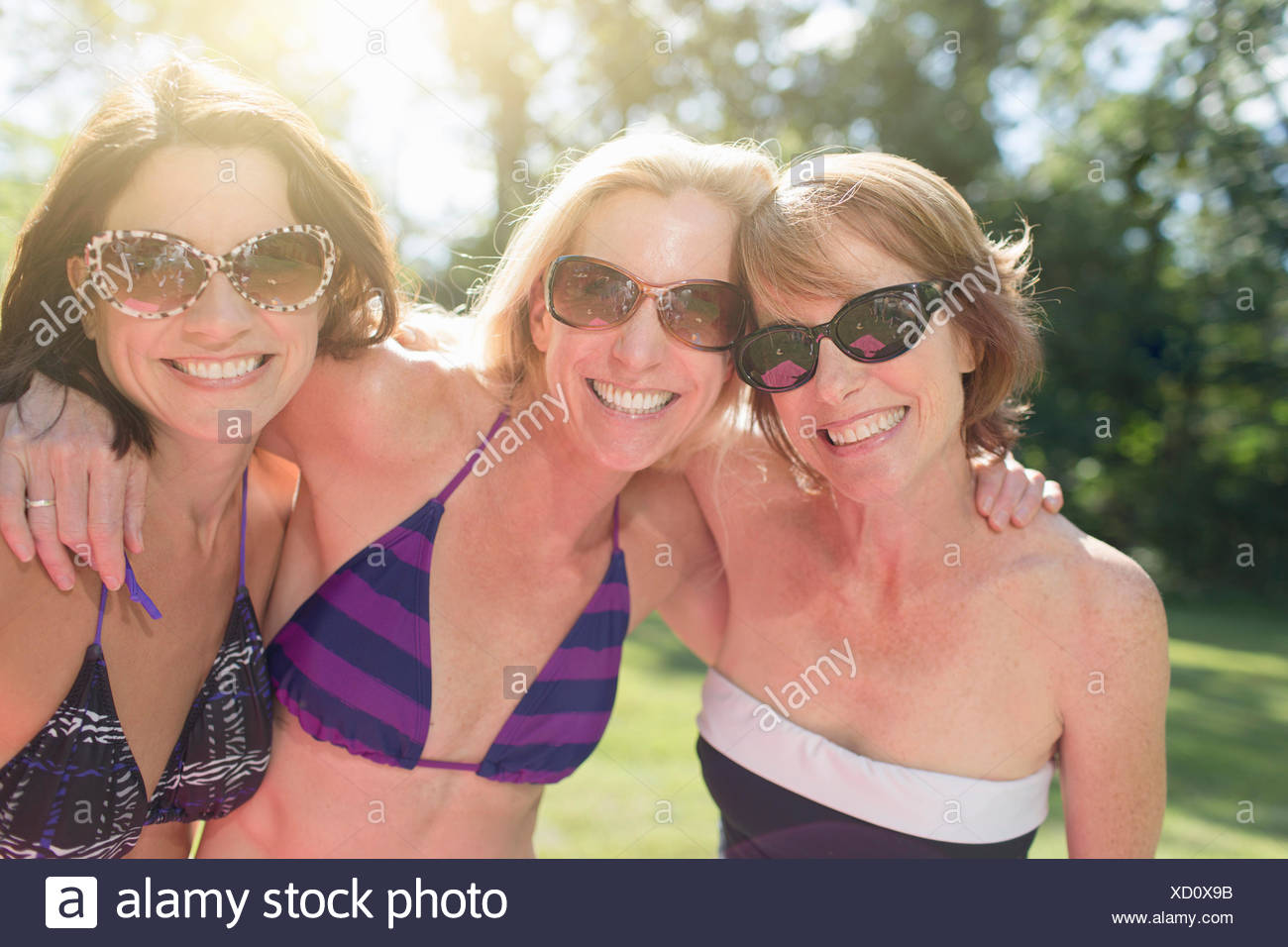 Older Woman In Bikini Stock Photos Amp Older Woman In Bikini Stock Images Alamy