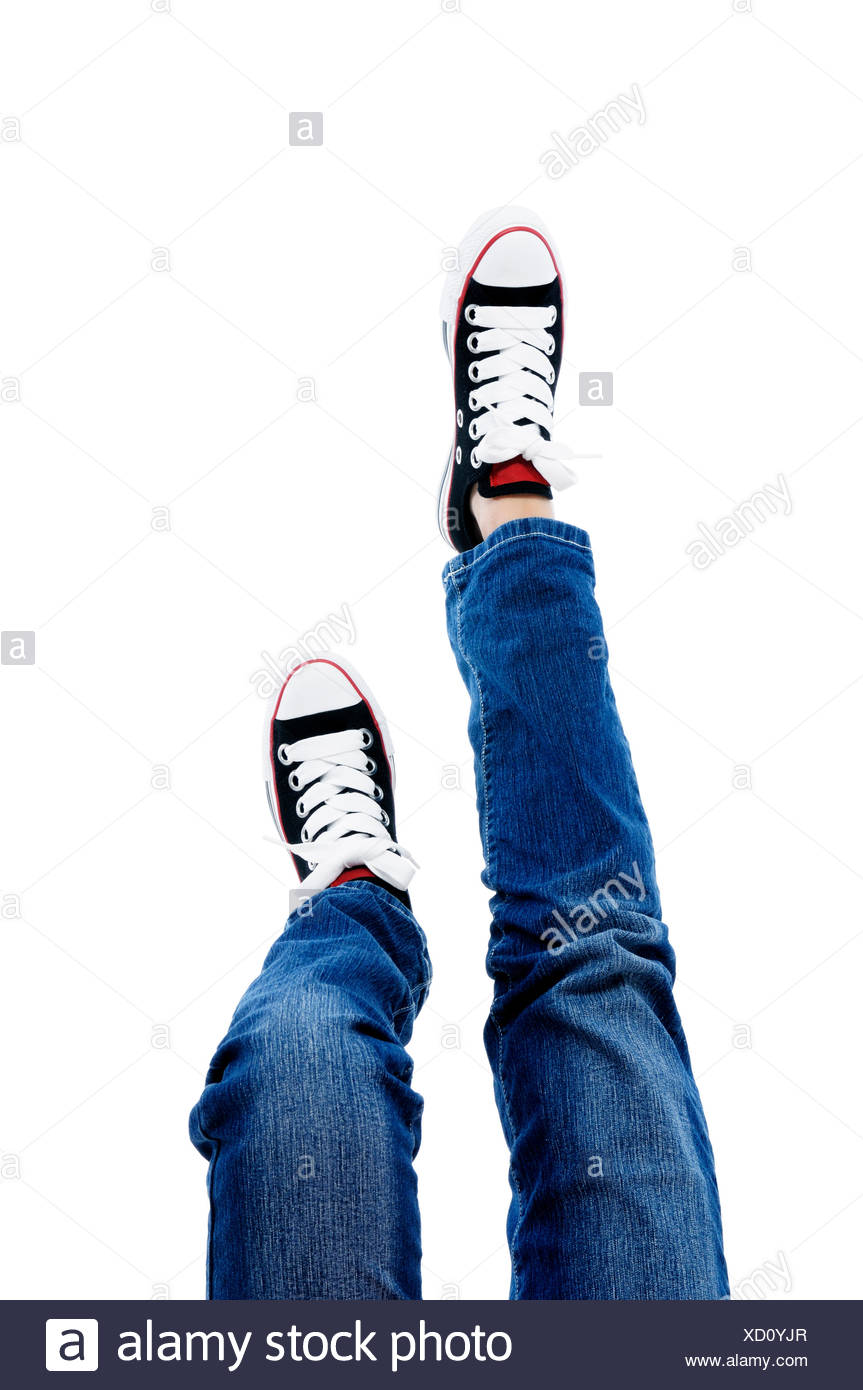 shoes,casual shoes - Stock Image