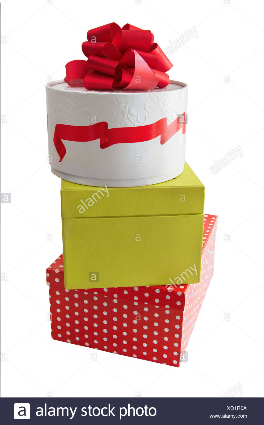 Gifts - Stock Image