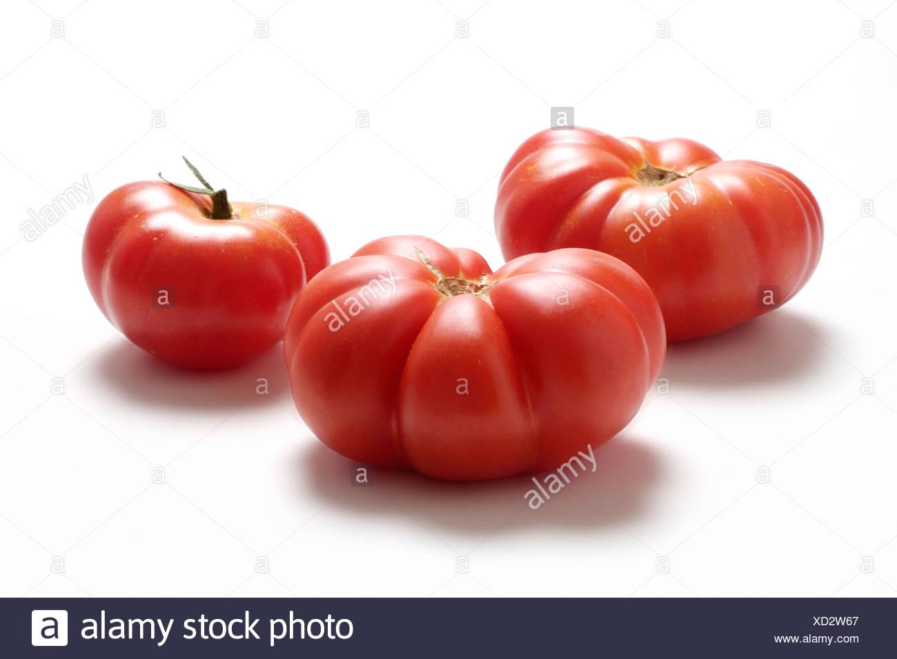 Tomato varieties: Kuessnachter - Stock Image