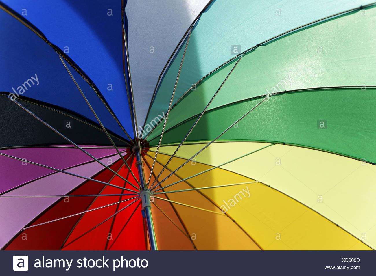 Colorful Umbrella Stock Photos & Colorful Umbrella Stock Images - Alamy