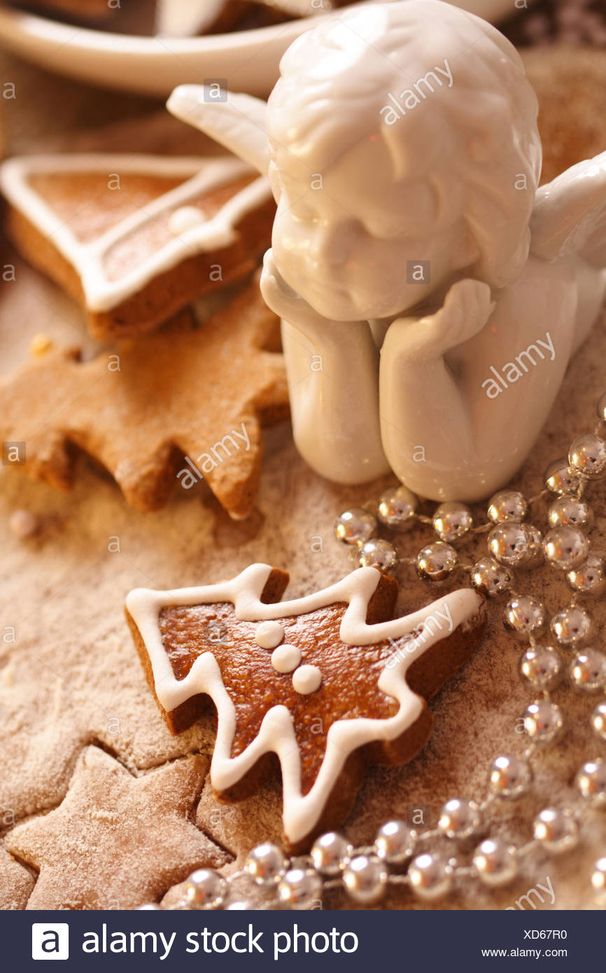 Christmas Cookiesangelchristmas Decoration