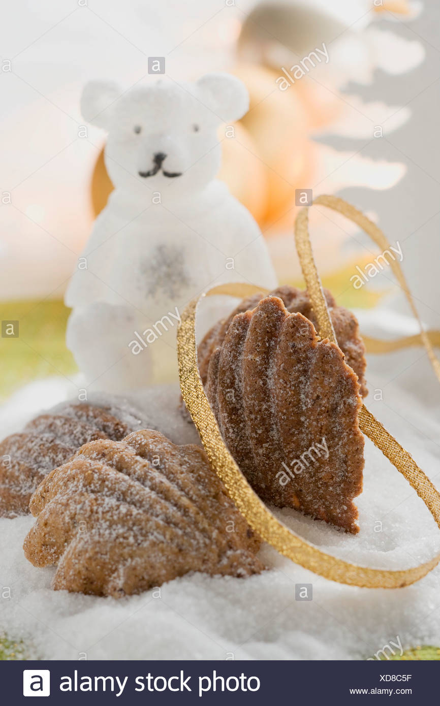 Bear S Paw Cookies On Sugar Polar Bear Candle Xmas Decorations