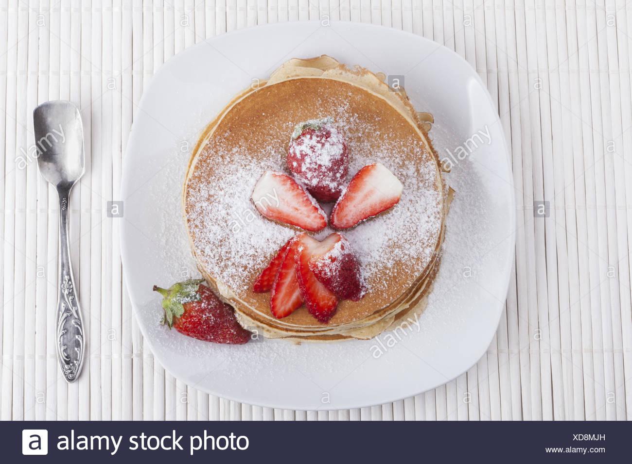 Sweet Morning - Stock Image