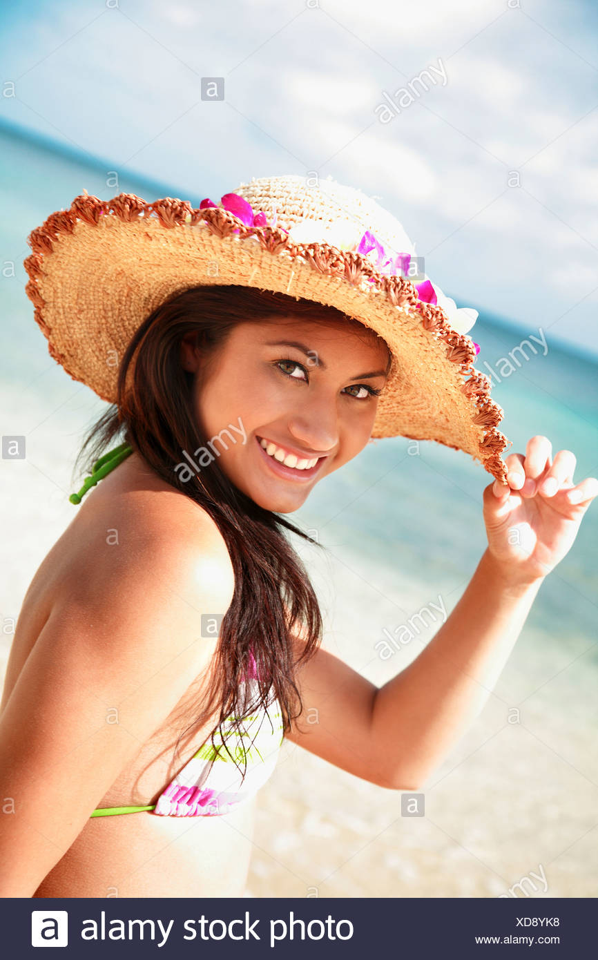 Swimsuit Modeling Stock Photos & Swimsuit Modeling Stock