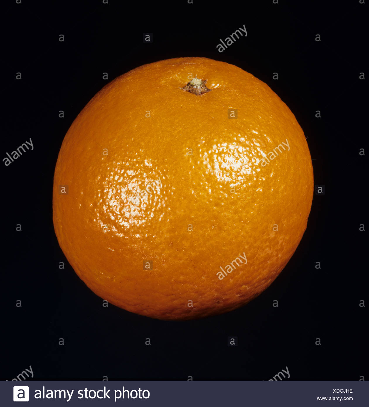 Whole clementine fruit variety Page - Stock Image