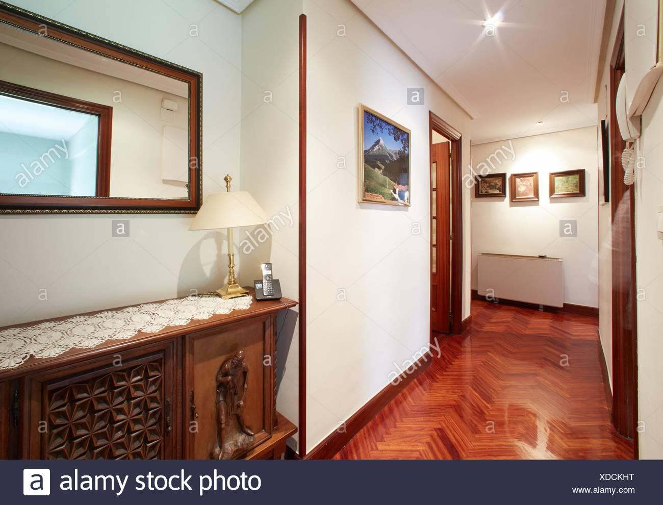 Interior Decoration Door Hall Stock Photos & Interior Decoration ...