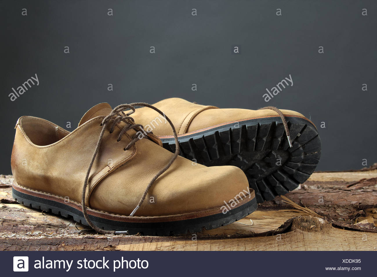 Hiking Boots - Stock Image