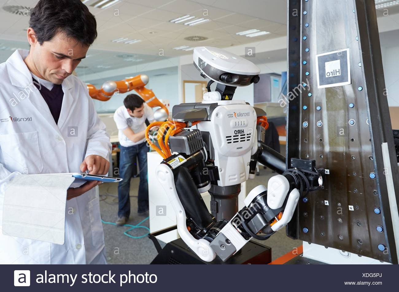 A350 XWB News: Japanese humanoid robots will soon help in ...  |Humanoid Robot Assembly