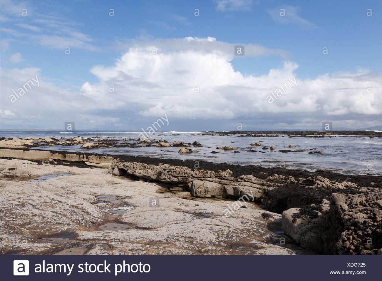 Mullaghmore Head, County Sligo, Connacht, Ireland, Europe - Stock Image