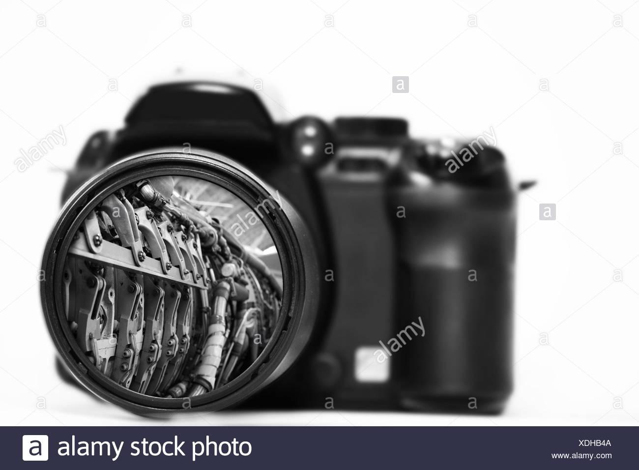 Camera - Stock Image