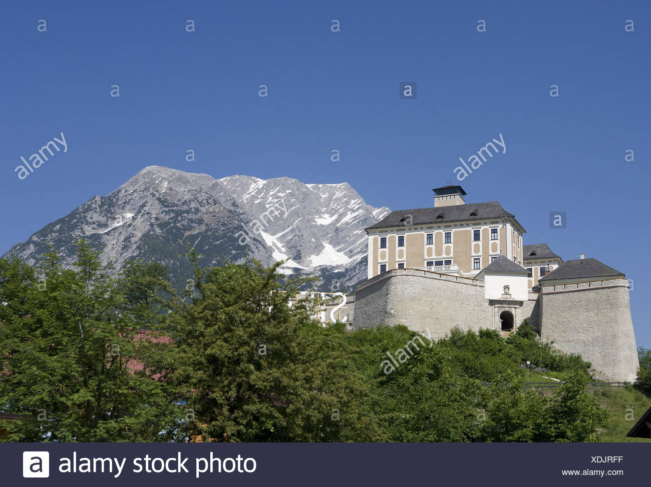 Austria, Styria, lock of familiar bile, - Stock Image
