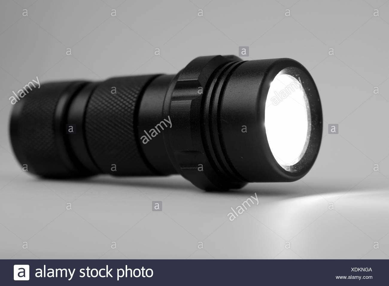 pocket lamp - Stock Image