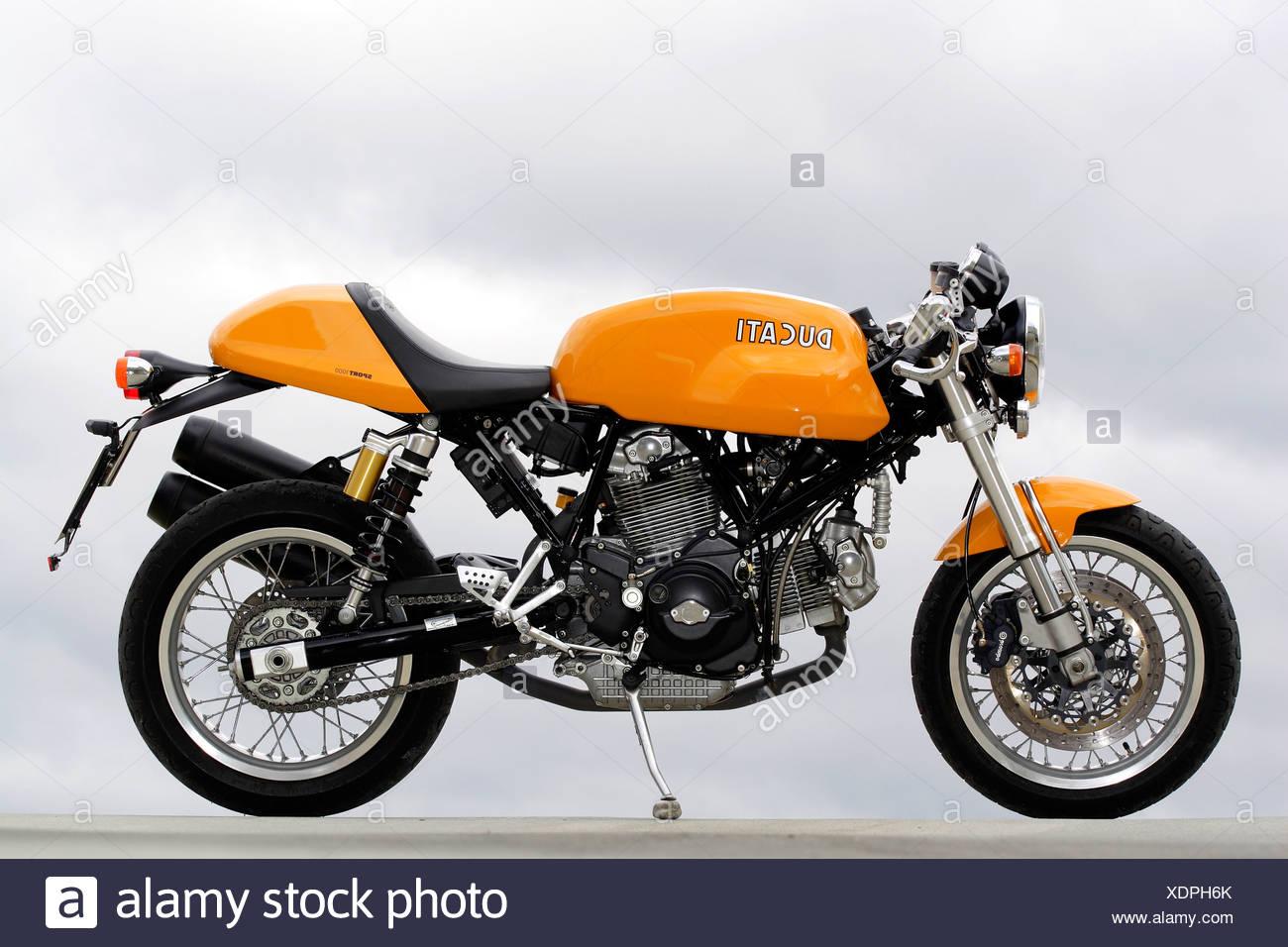Ducati Sport 1000 - Stock Image