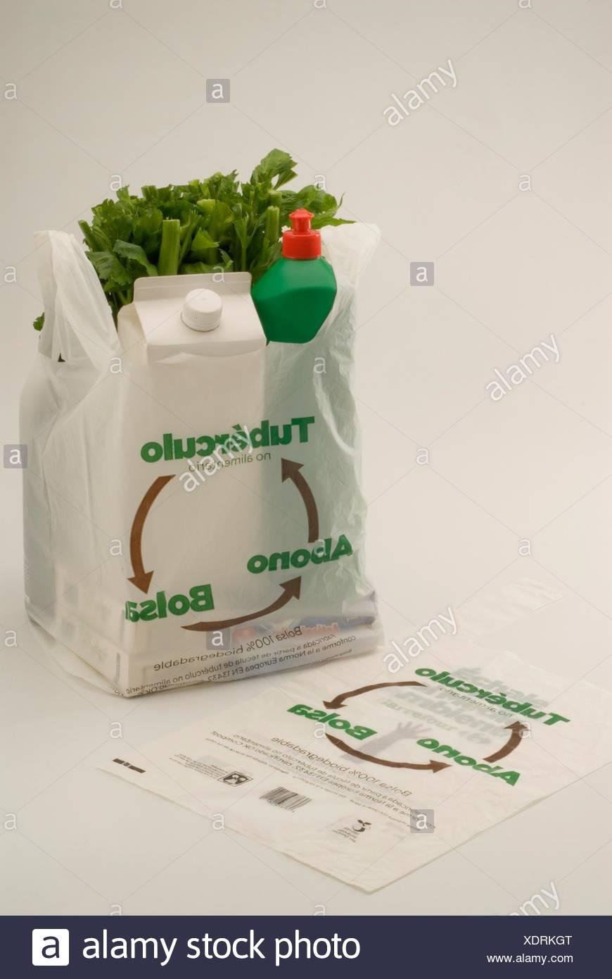 Biodegradable Bag Stock Photos & Biodegradable Bag Stock