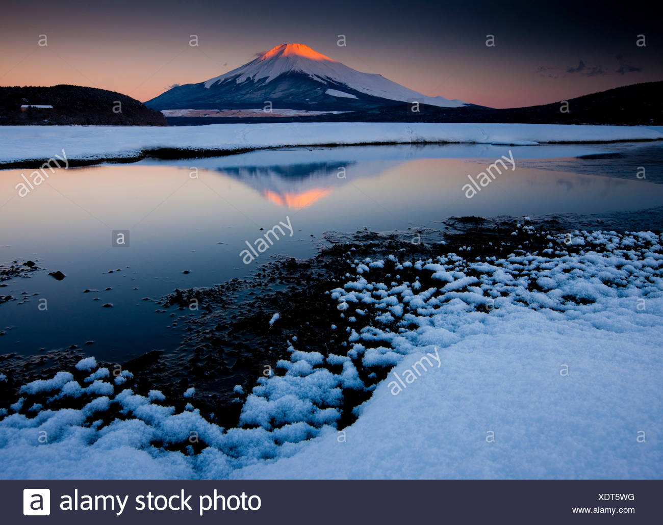 Mt. Fuji, Japan - Stock Image