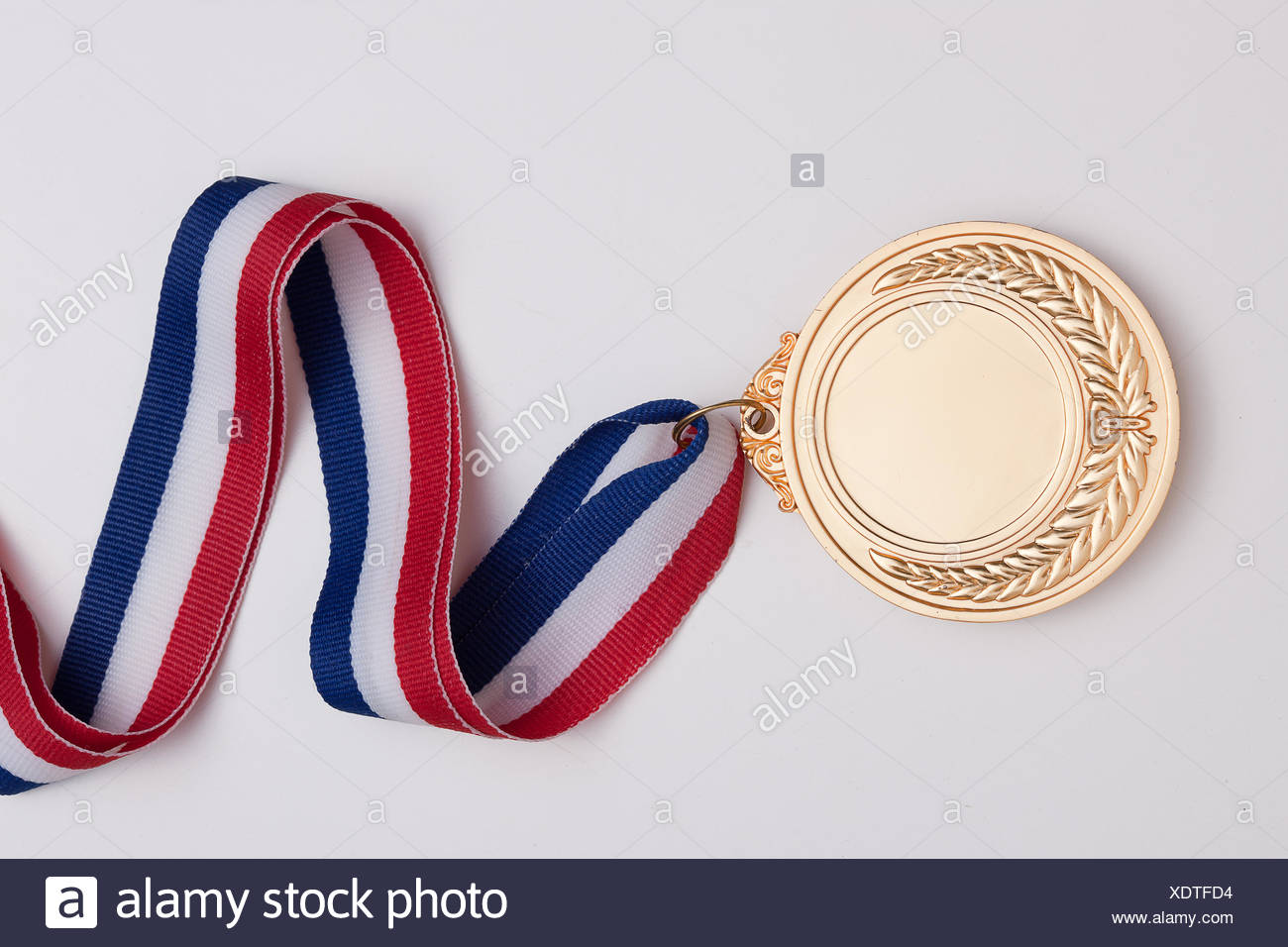Medals - Stock Image