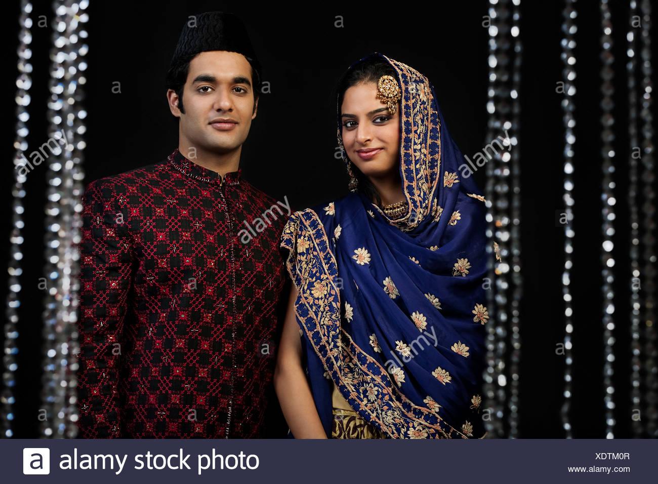 Muslim Couple Stock Photos & Muslim Couple Stock Images - Alamy