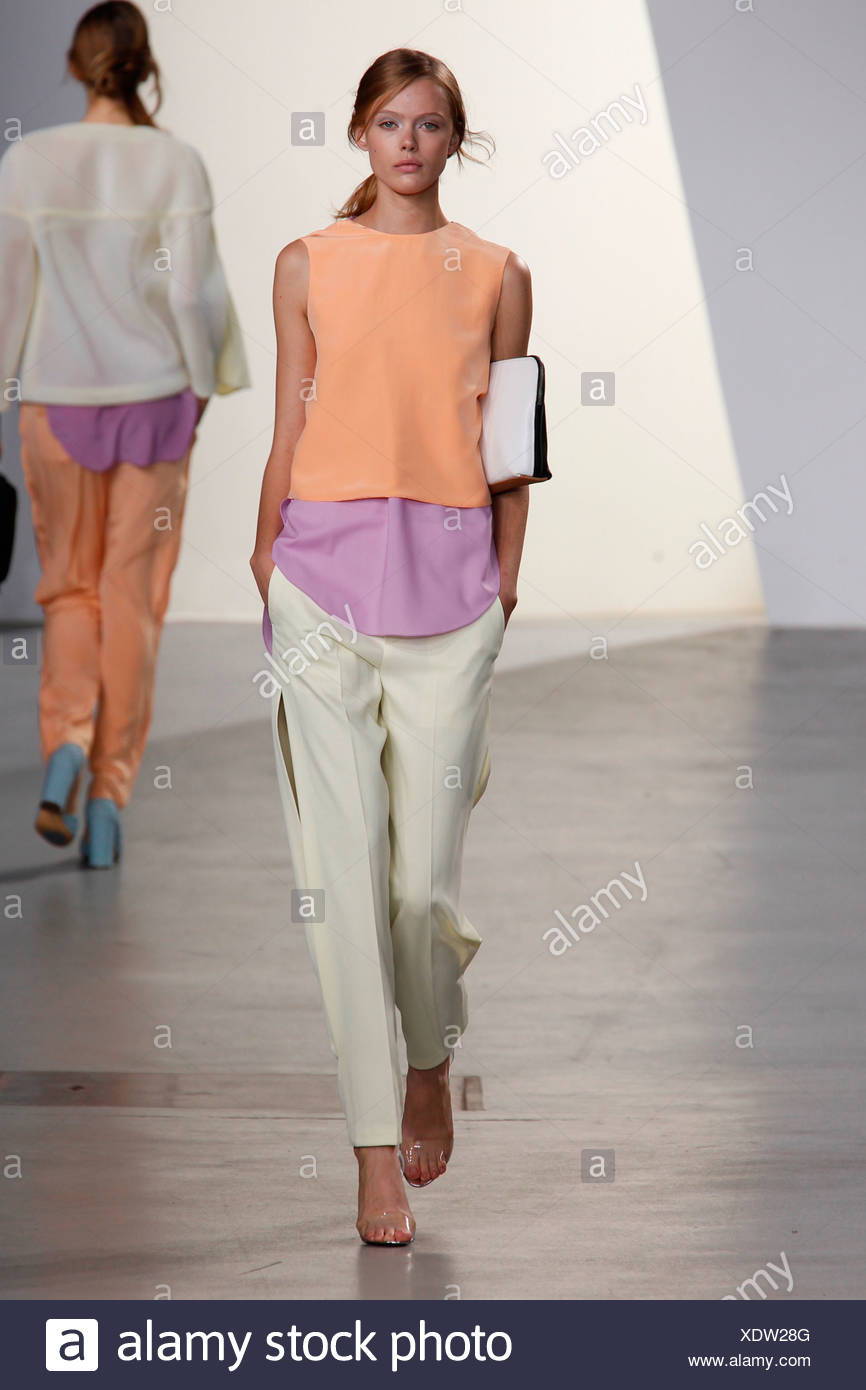 d2b1574b27 Phillip Lim New York Ready to WearSpringSummer 2012 - Stock Image