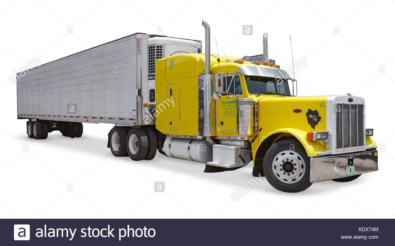 Haulage Truck - Stock Image