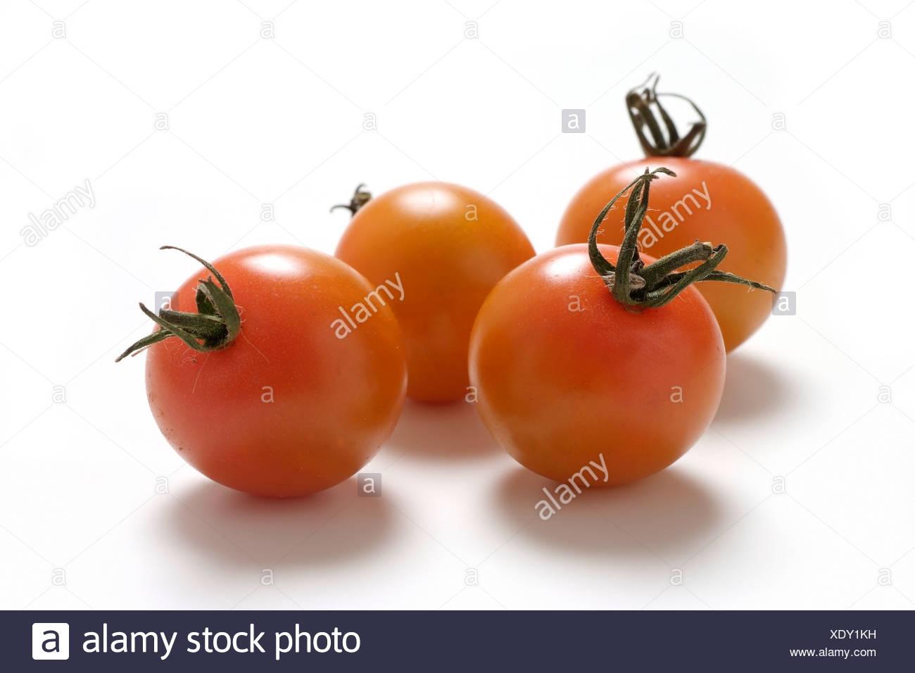 Tomato varieties: Sungella - Stock Image