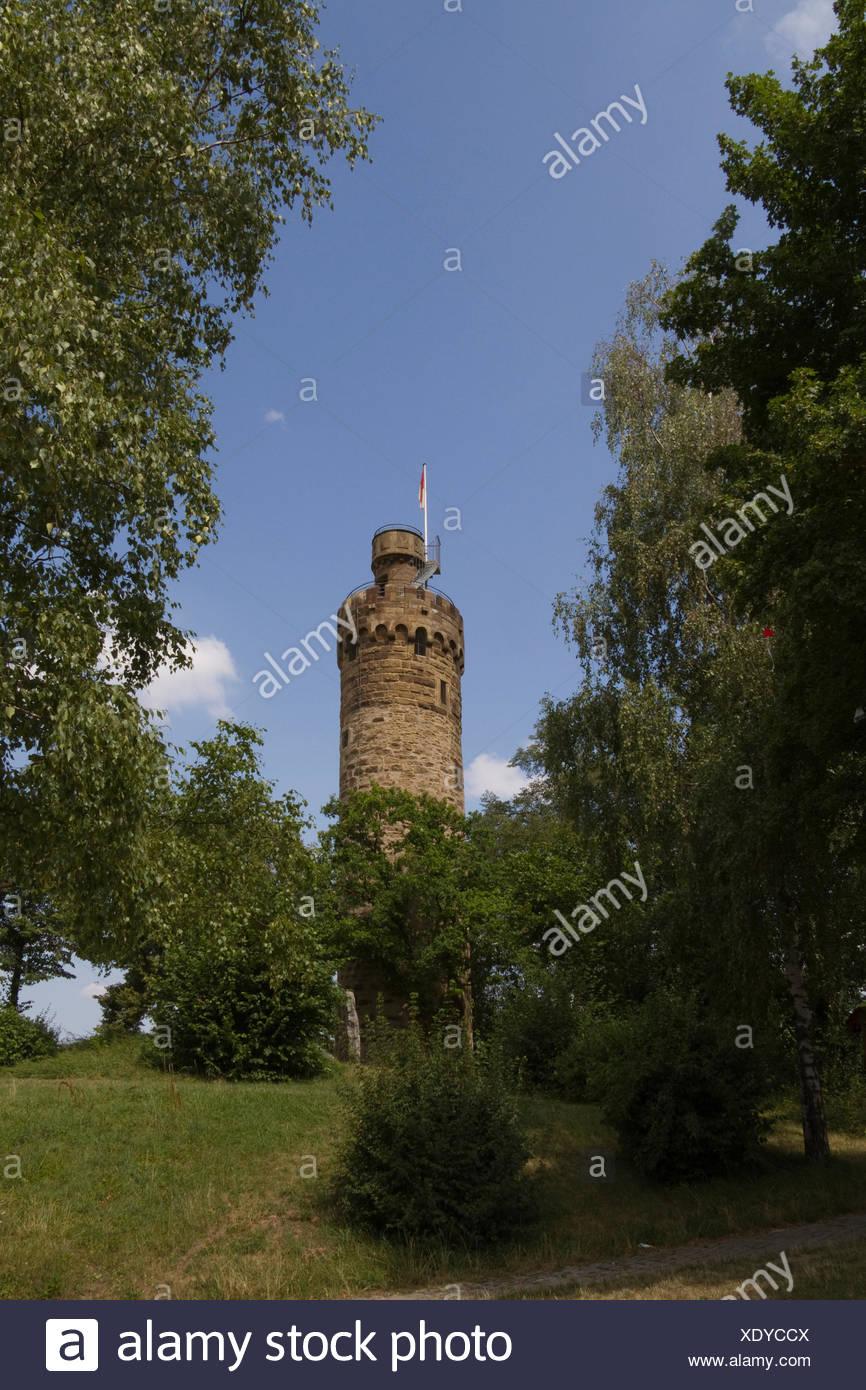 view from heuchelberg7 Stock Photo