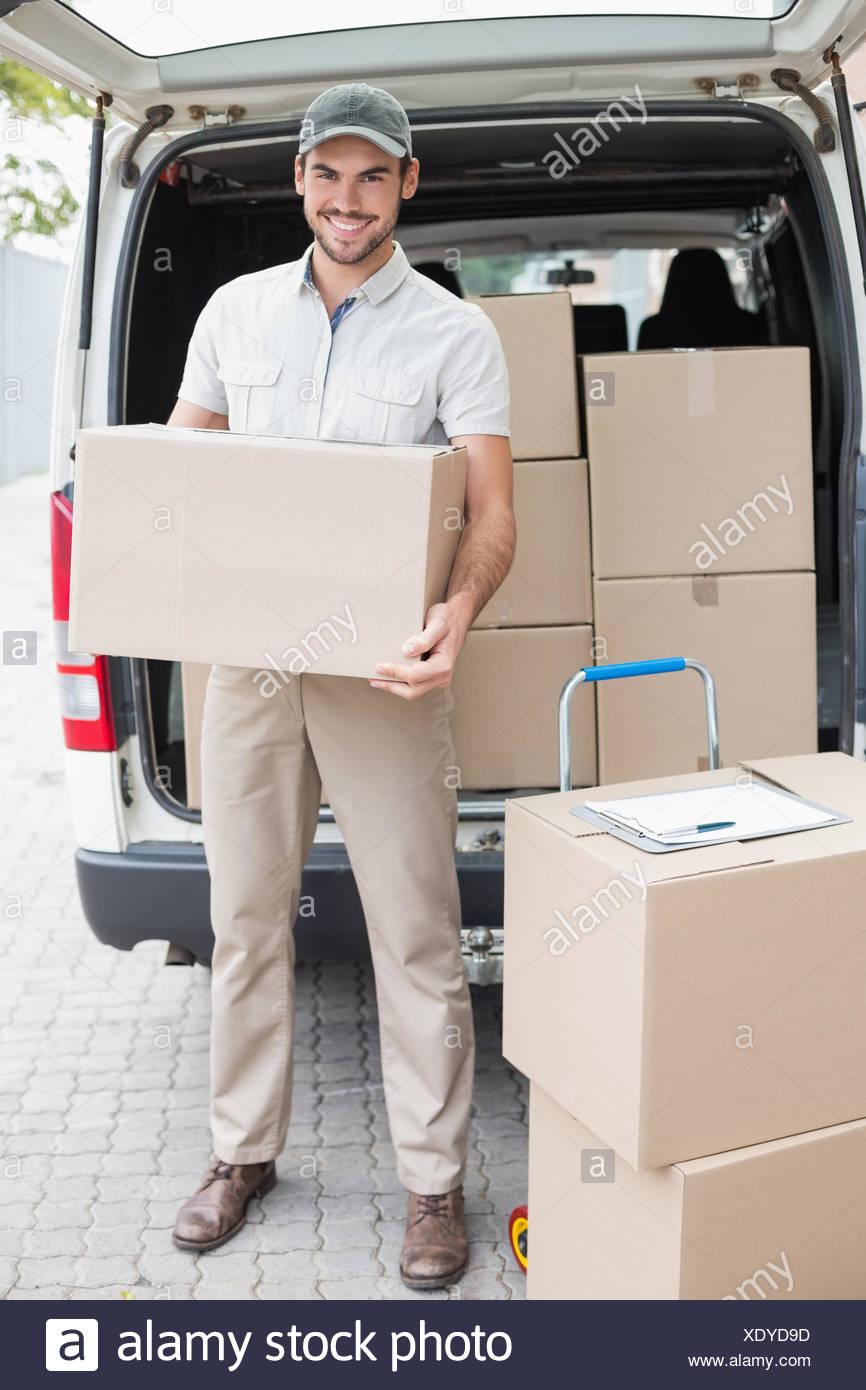 van delivery driver jobs near me