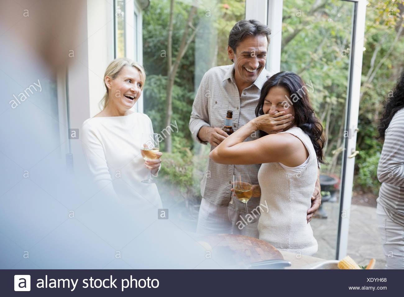 Mature women friends
