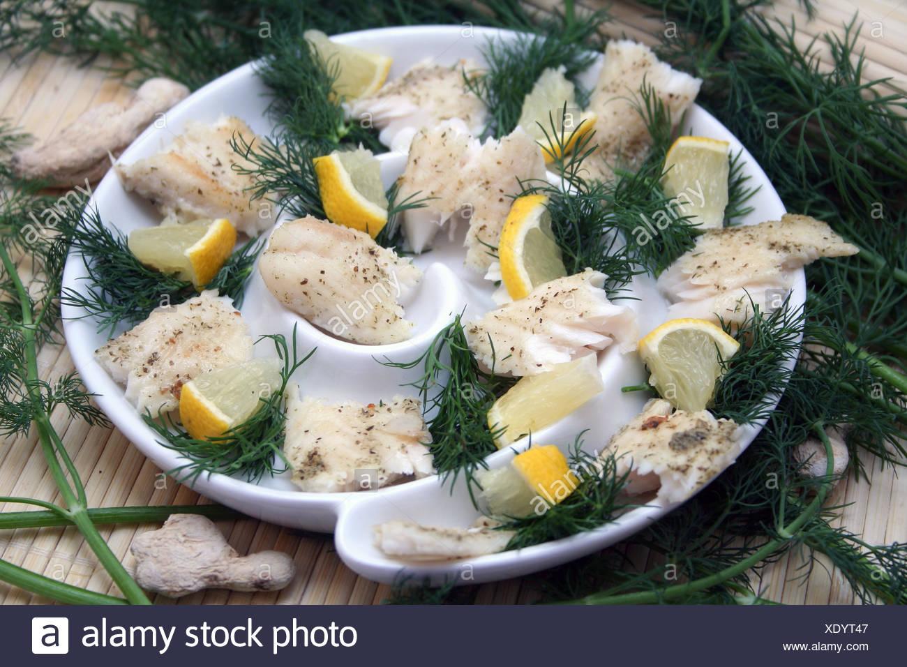 fish happen Stock Photo