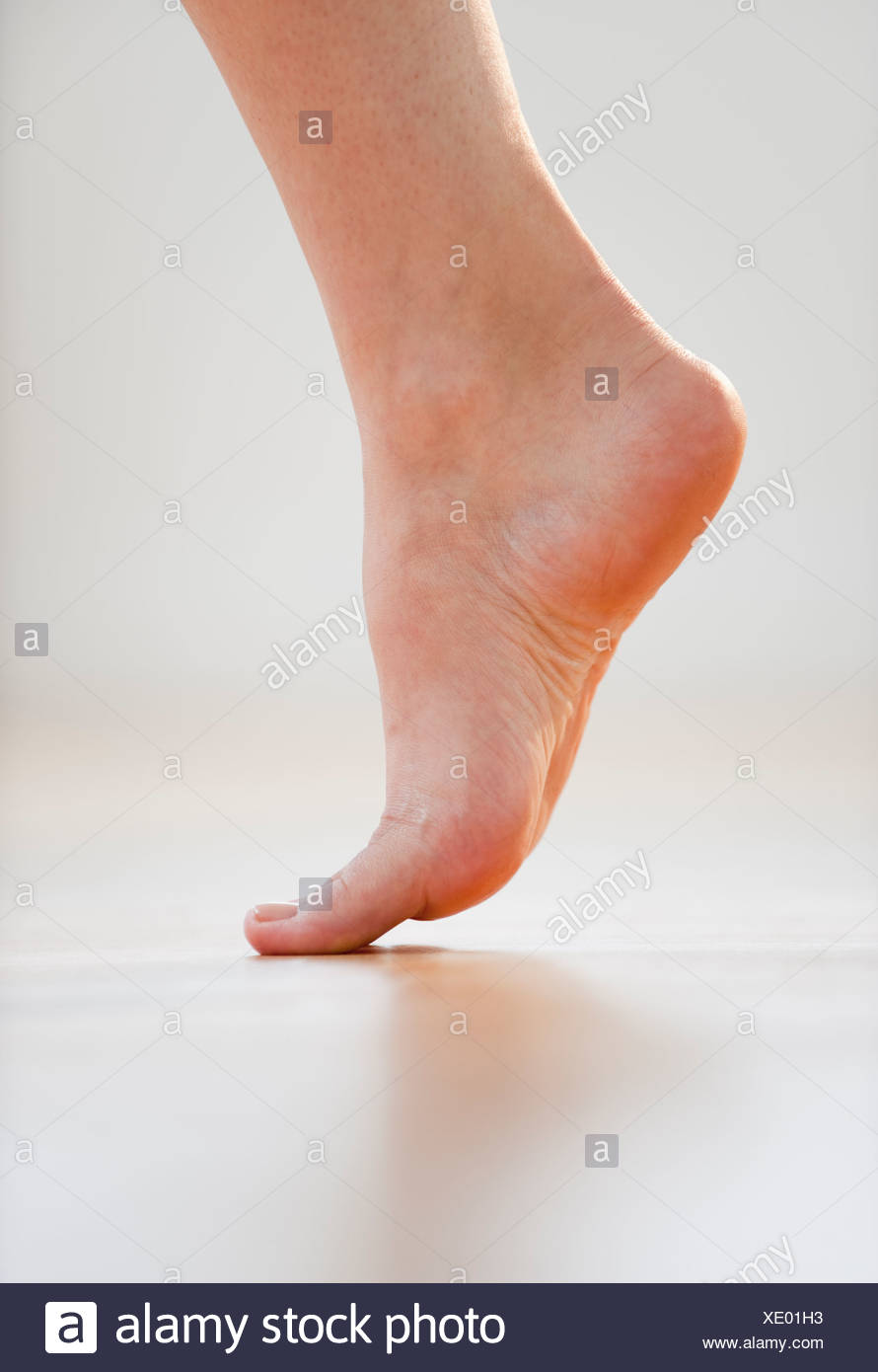 Foot - Stock Image