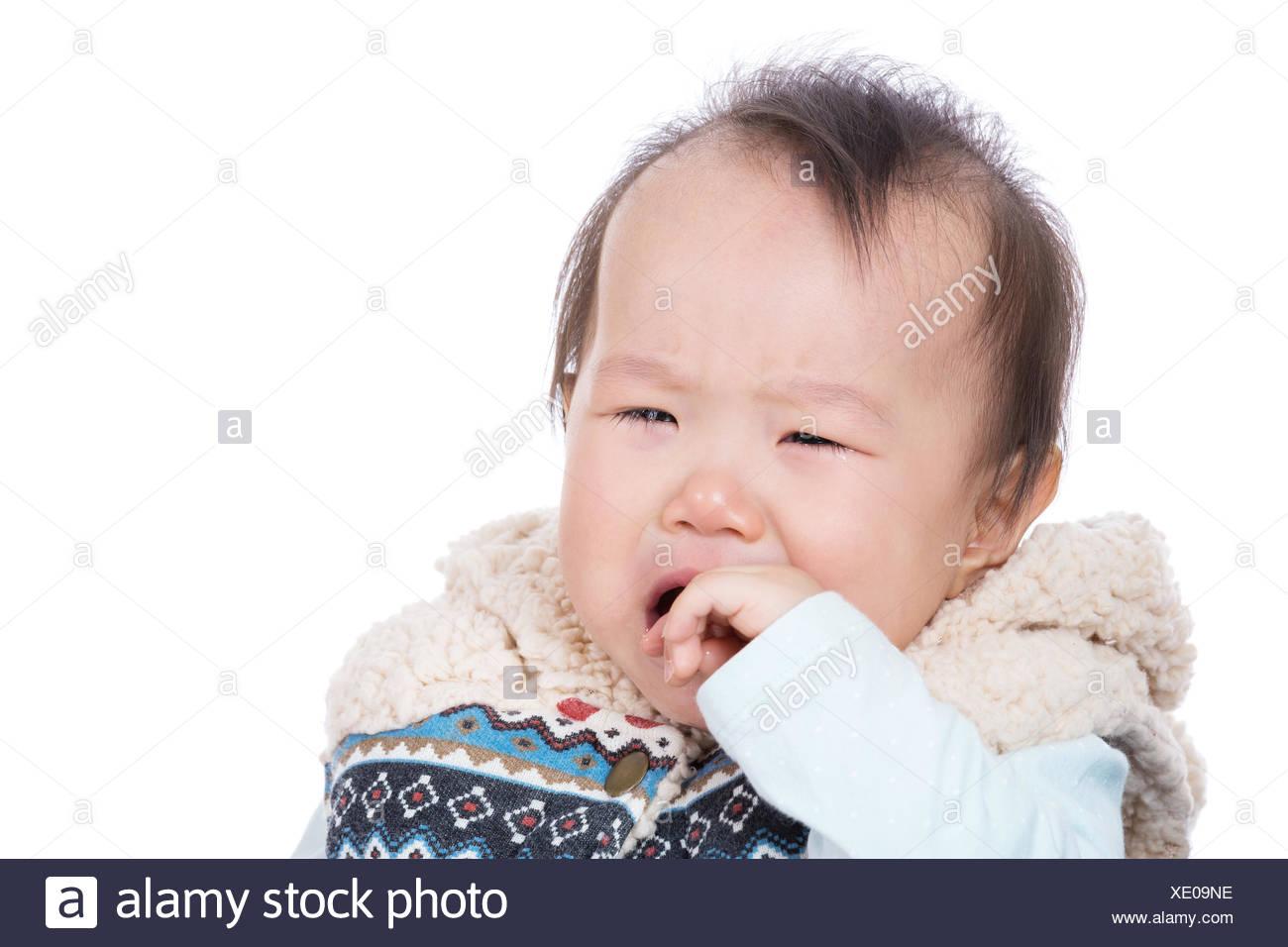 Fingers her suck baby girl