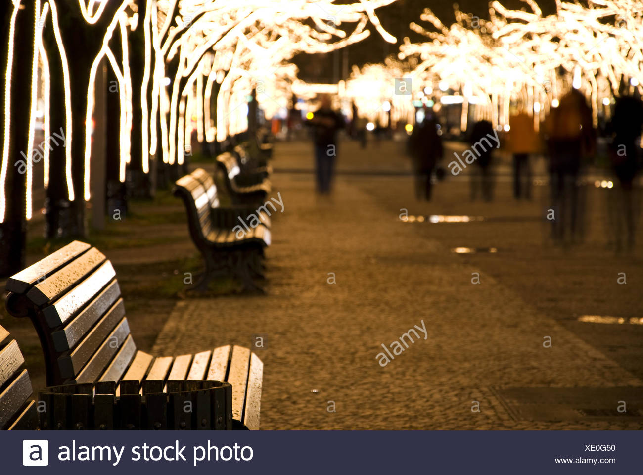 christmastime - Stock Image