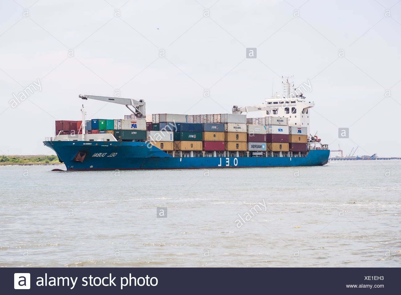 Container Ship Stock Photos & Container Ship Stock Images - Alamy