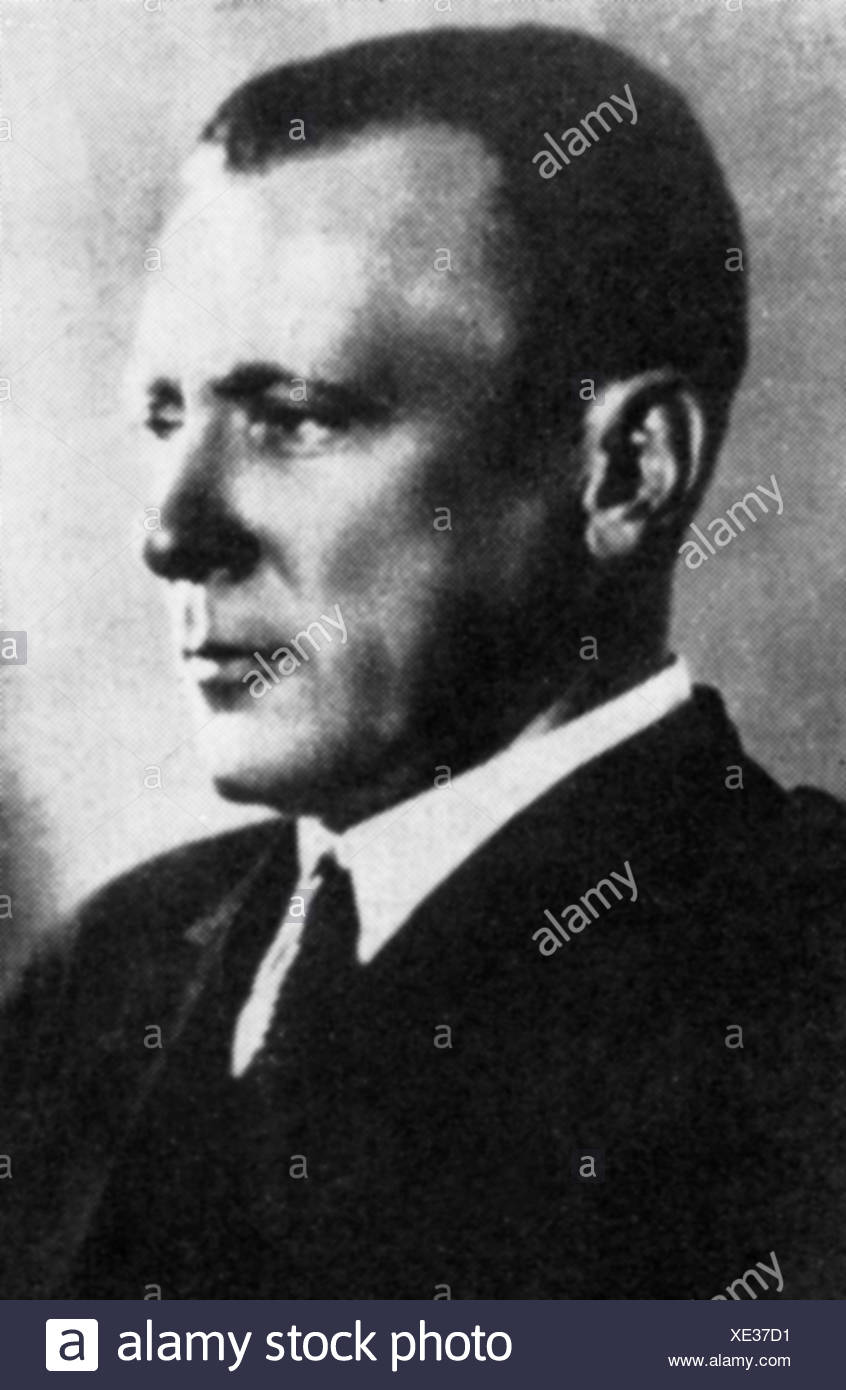 Bulgakov, Mikhail, 15.5.1891 - 10.3.1940, Russian author / writer, portrait, 1930s, , Additional-Rights-Clearances-NA - Stock Image