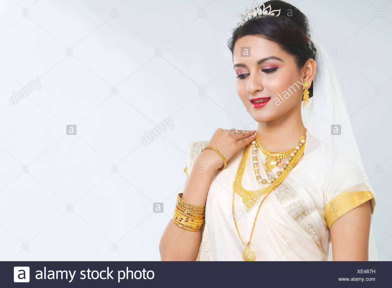 South Indian Bride Stock Photos & South Indian Bride Stock Images ...