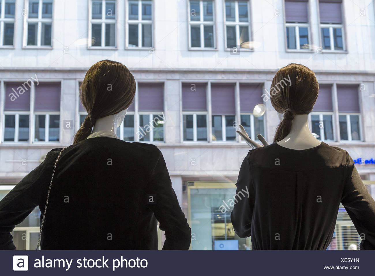 look outside - Stock Image