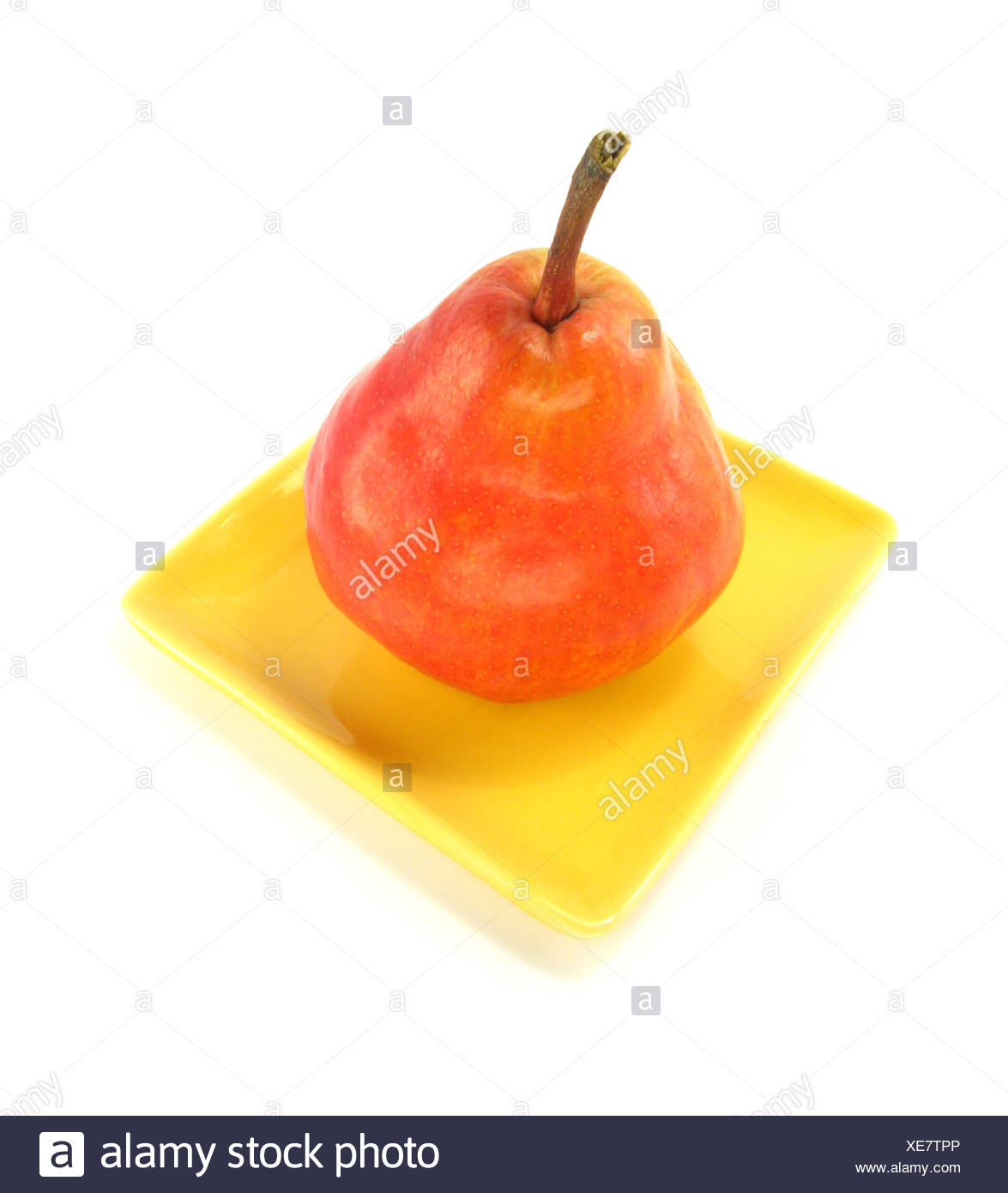 food aliment progenies fruits fruit diet pear bulb pears healthy food aliment Stock Photo