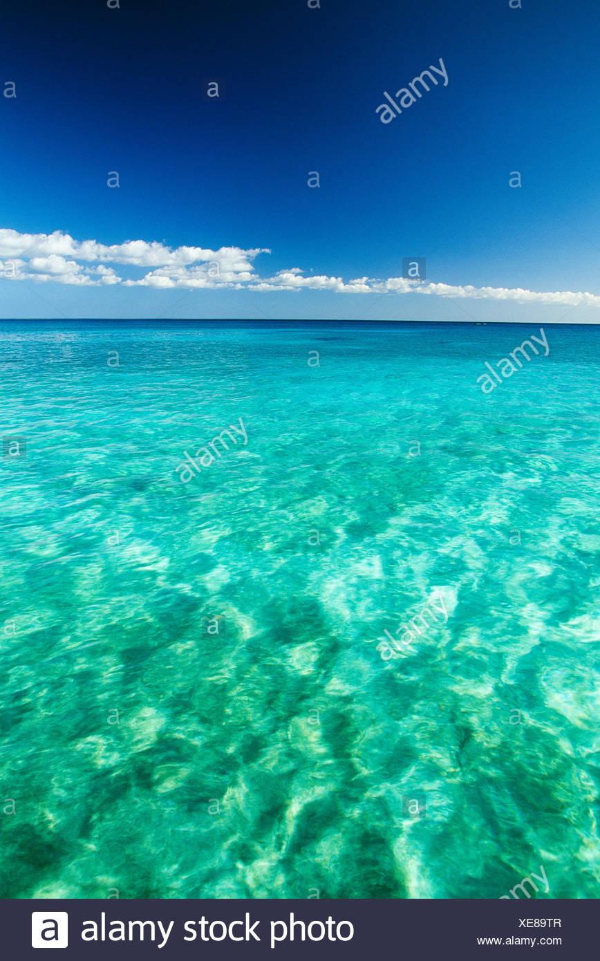 Bora Bora, French Polynesia - Stock Image