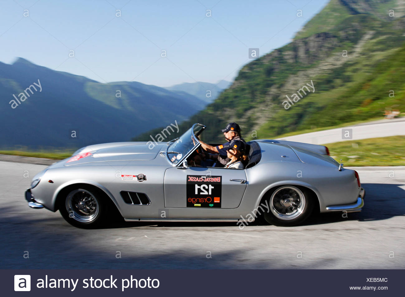 Ferrari 250 Gt Swb California Spyder Built In 1961 One Of The Most Expensive Ferrari Only 51 Units Were Built Soelkpass Stock Photo Alamy