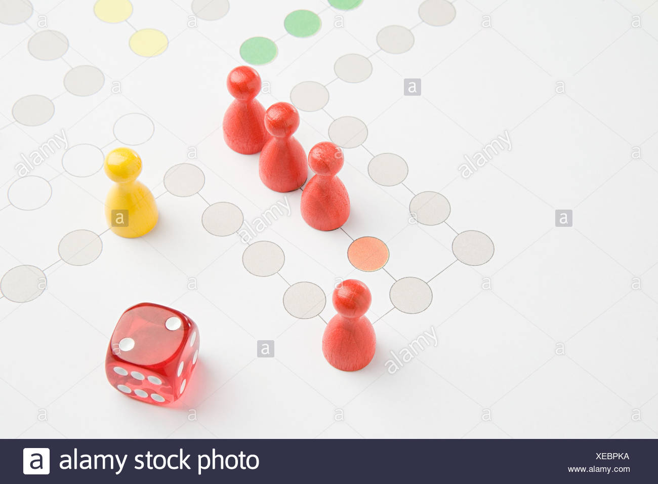 A game Stock Photo