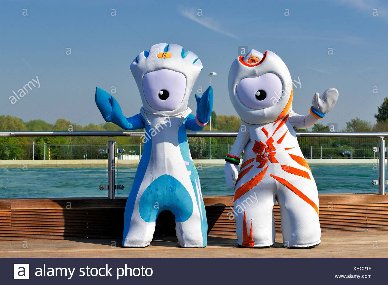 Official Mascots Stock Photos & Official Mascots Stock Images - Alamy