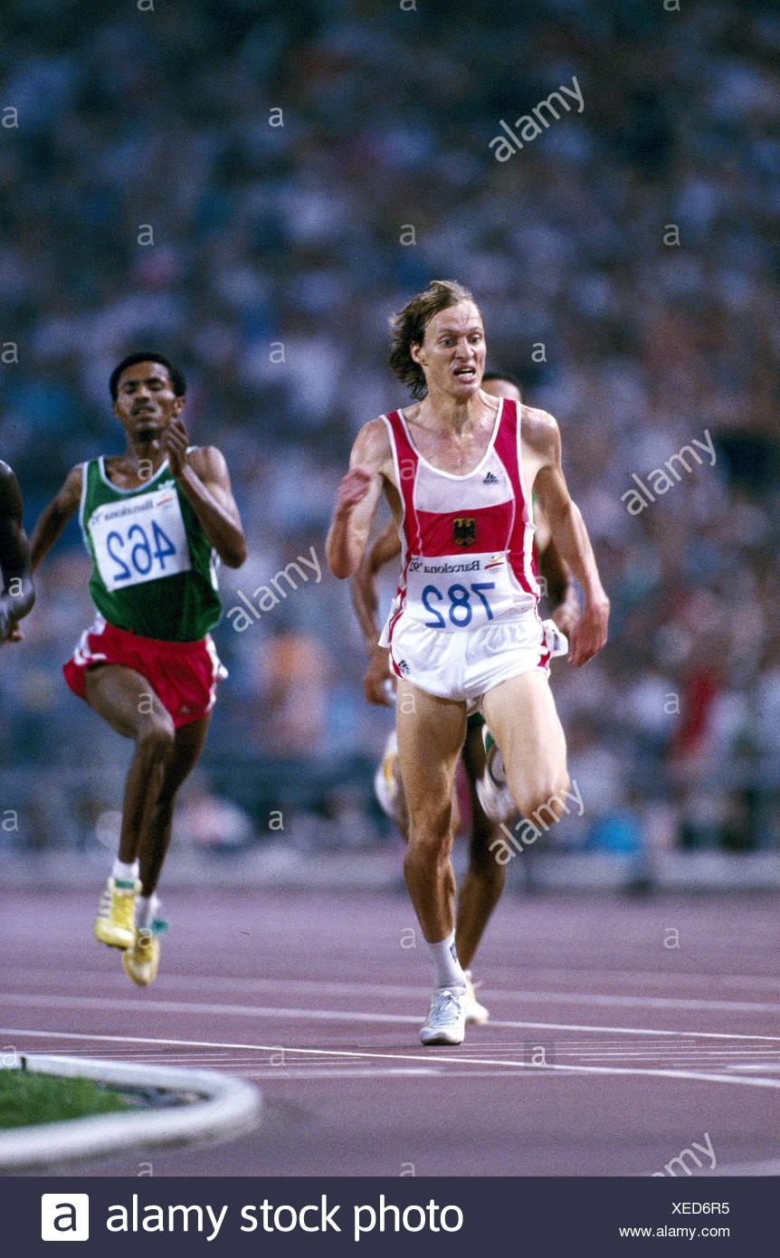 Dieter baumann 5000m barcelona