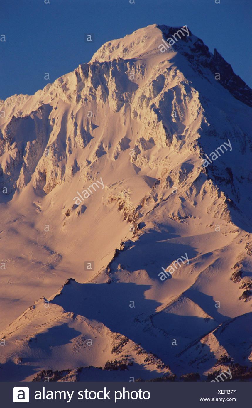 Mount Hood - Stock Image