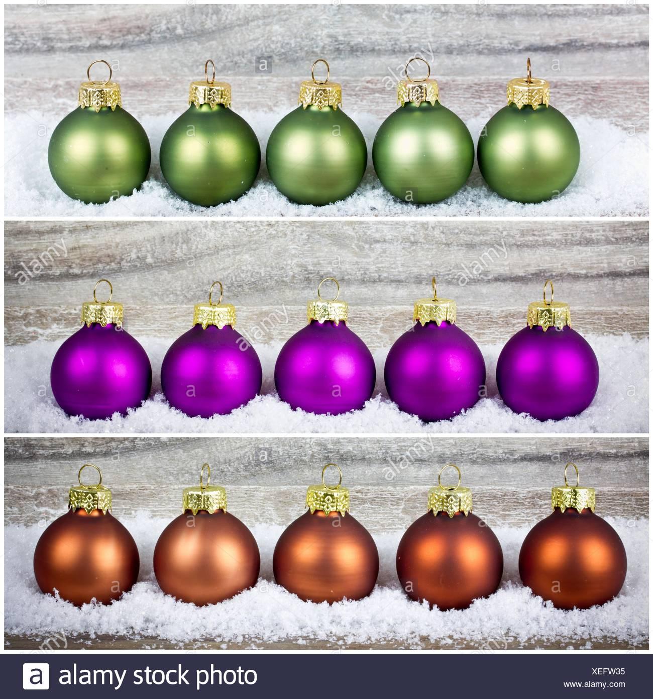 xmas decoration - Stock Image
